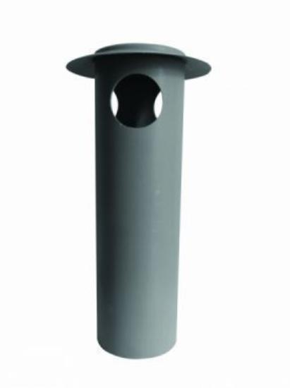 Obrázek z PVC ventilační hlavice 125/600
