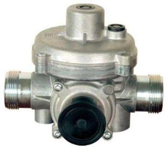Obrázek z regulátor tlaku plynu EKB-10/G50-I (bez šroubení)