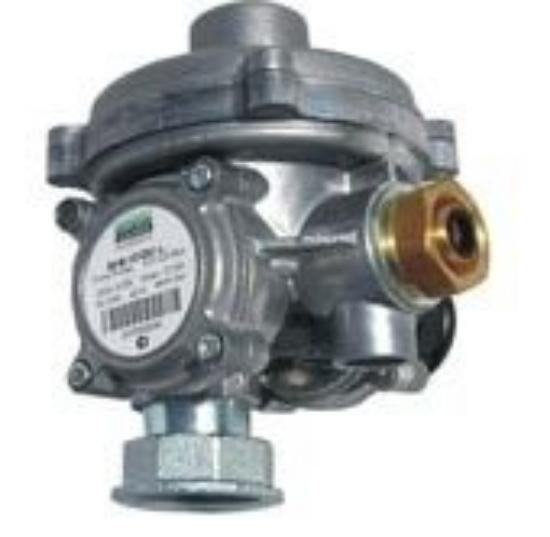 Obrázek z regulátor tl.plynu EKB-10/GF5-L, rohové provedení (bez šroubení)