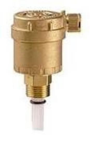 "Obrázek z GIACOMINI ventil odvz. + zpětný ventil 3/8"" R88IY002"