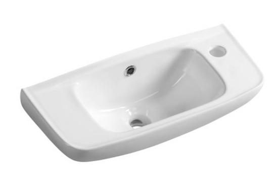 Obrázek z Umývátko 51x22cm, bílé