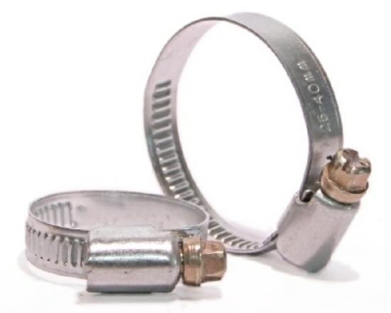 Obrázek z spona hadicová 9 mm  8-12 - pozink