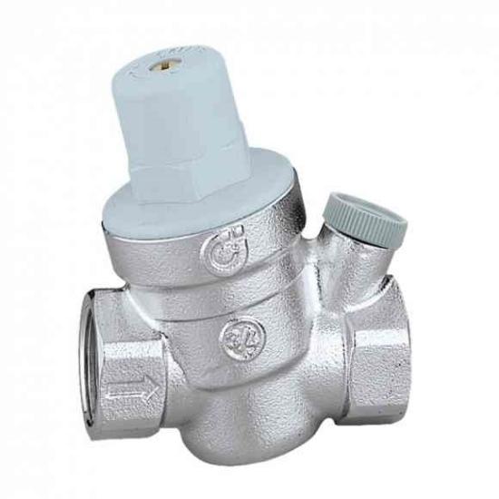 Obrázek z Regulátor tlaku vody DN 15 - 1/2¨  (1-6 bar) CALEFFI